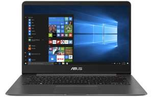 "PC Ultraportable 14"" Asus ZenBook+ UX430-58256 Bleu - Full HD, i5 8250U (Quad), RAM 8 Go, SSD 256 Go, Windows 10"