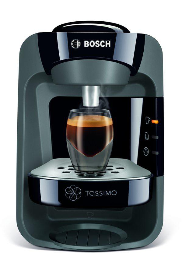 Machine Multi-boisson Bosch Tassimo Suny TAS3702 - Noir