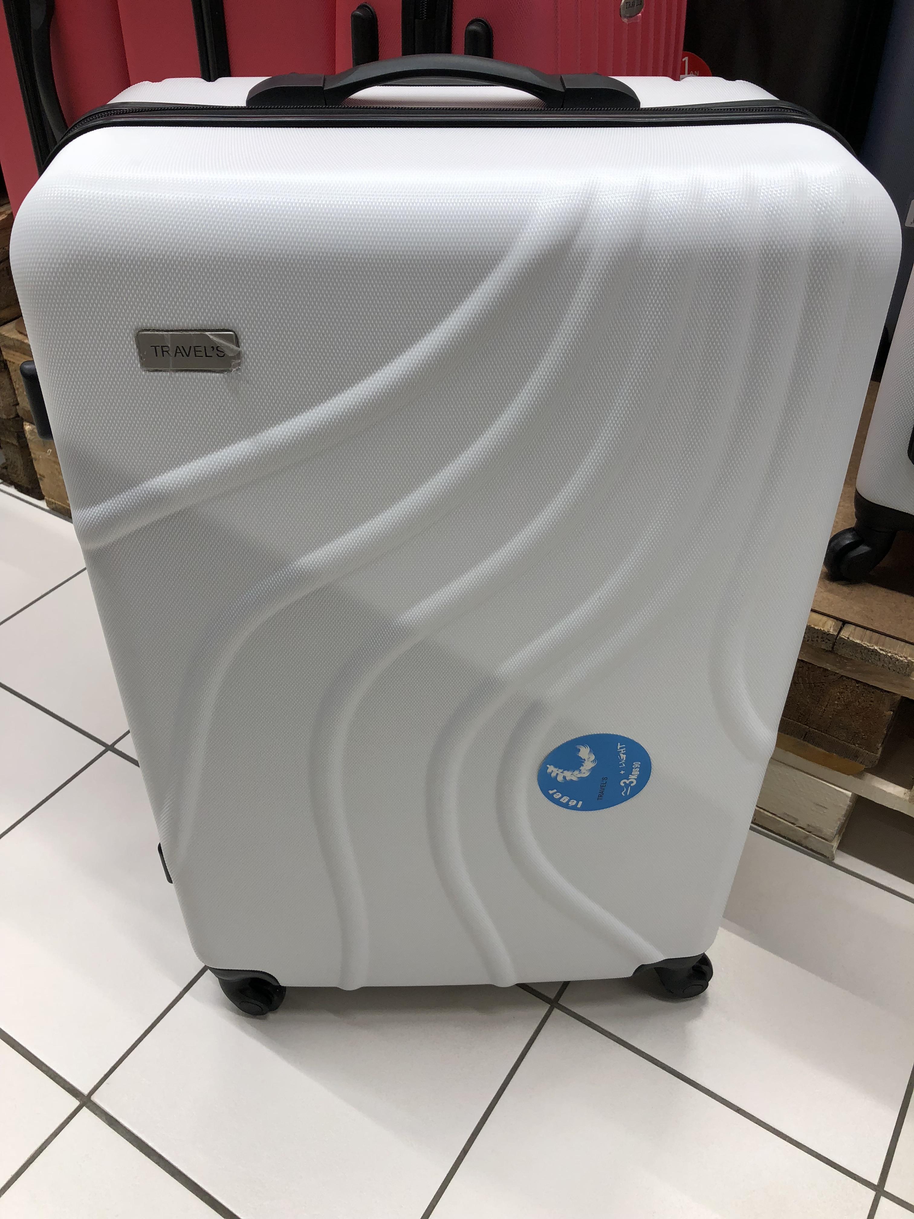 Sélection de valises en promotion - Ex : Valise 71cm à 34,90€ (Bellaing 59)