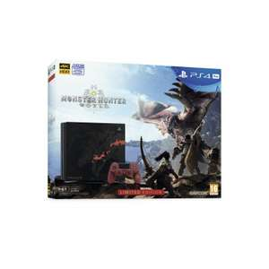 PS4 Pro Edition Limitée Monster Hunter World