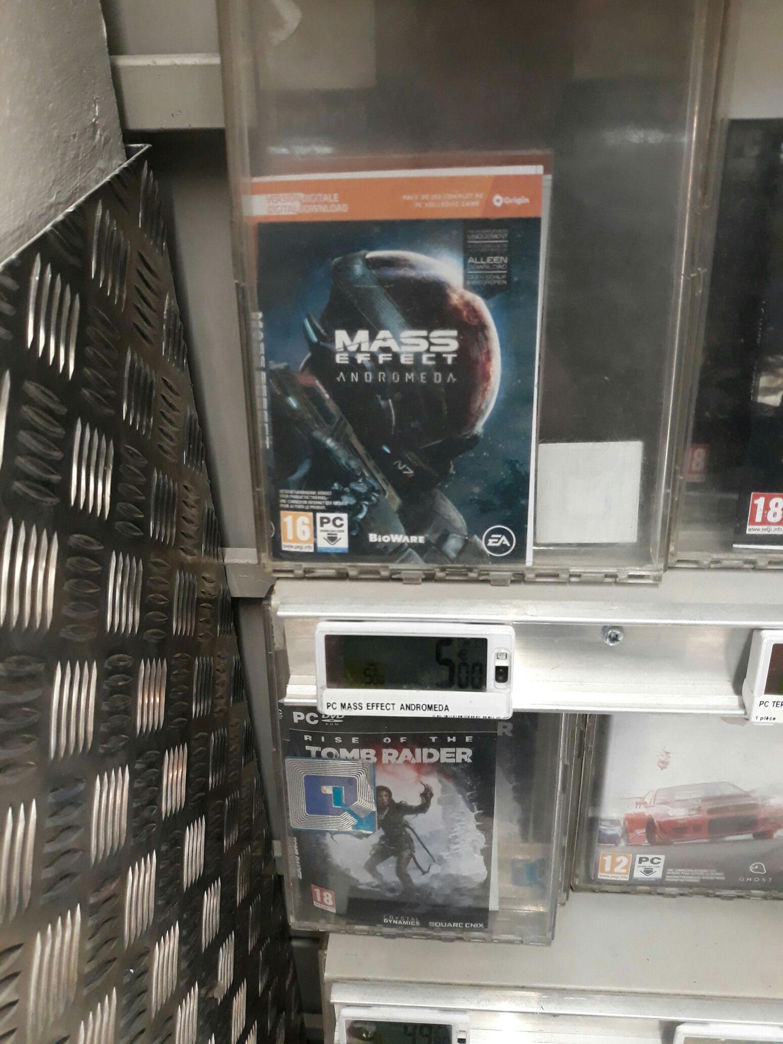 Sélection de jeux PC en promotion - Ex : Mass Effect Andromeda - Drancy (93)