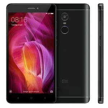 """Smartphone 5.5"""" Xiaomi Redmi Note 4 - Full HD,  4G (B20), SnapDragon 625, RAM 3Go, 32Go (Entrepôt France)"""