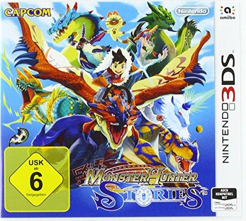 Monster Hunter Stories sur 3DS