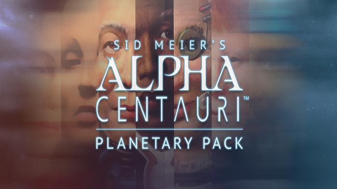Sid Meier's Alpha Centauri Planetary Pack incluant le DLC Alien Crossfire  (dématérialisé, GOG)