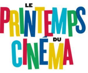 Place de cinéma à 4€ (le 18,19 et 20 mars 2018)