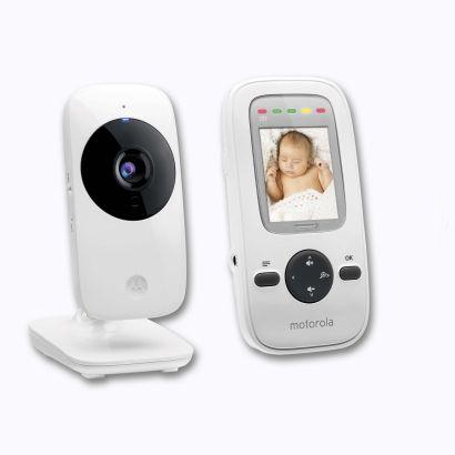 """Motorola MBP 481 - Babyphone vidéo avec écran 2.0"""""""