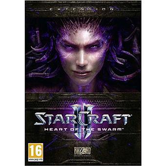 Jeu PC Starcraft II : Heart Of The Swarm (version boite)