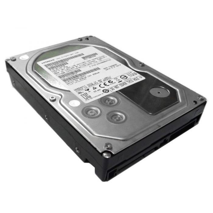 "Disque dur interne 3.5"" Hitachi Ultrastar 7K300 - 2 To (64 Mo, 7200 RPM)"