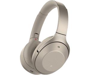 Casque audio sans-fil à réduction de bruit Sony WH-1000XM2 - crème