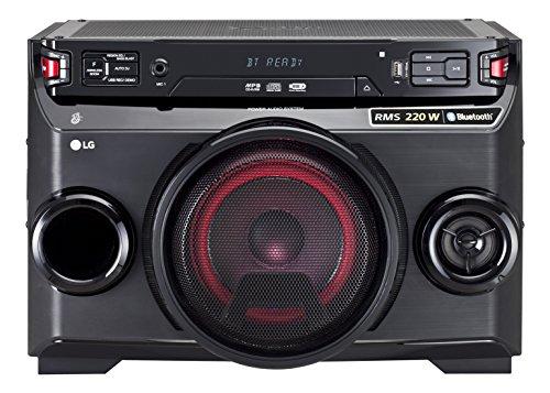 Chaîne Hi-fi LG OM4560 Bluetooth