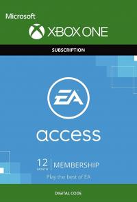 Abonnement d'un an à EA Access sur Xbox One (Dématérialisé)