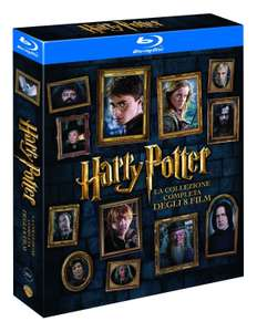 Blu-Ray Harry Potter - Collection complète (vendeur tiers)
