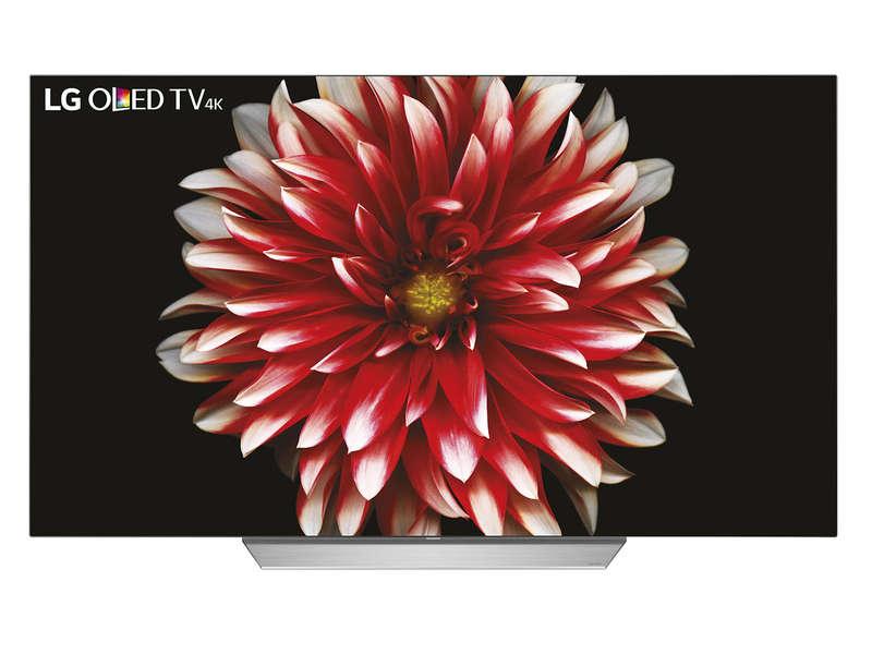 "TV 55"" LG 55C7V - 4K UHD, OLED (via ODR de 200€)"