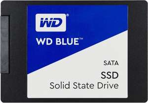 "SSD interne 2,5"" WD Blue 3D NAND 2To (Frontaliers Suisse)"