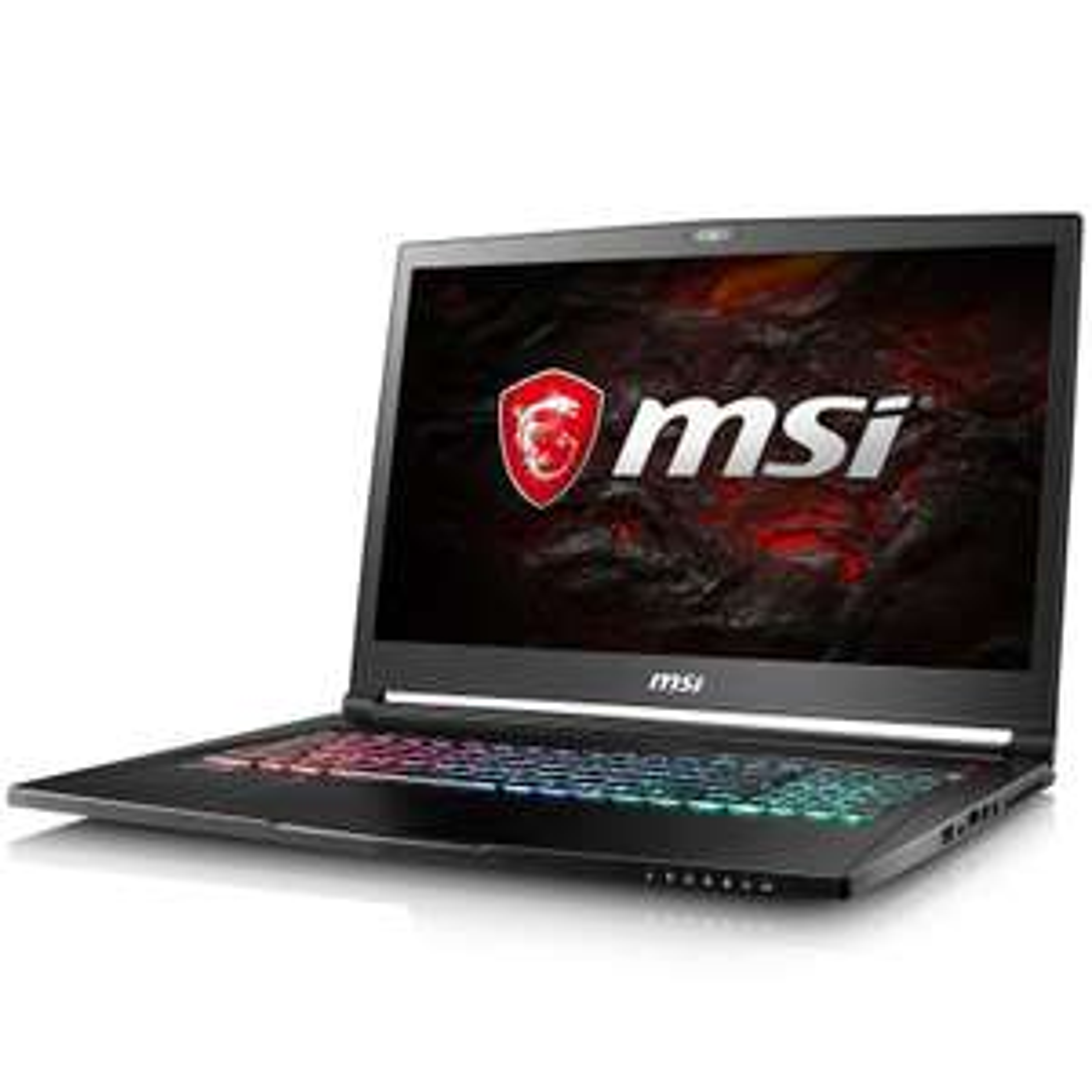 "PC Portable 17,3"" MSI GS73VR 7RG-013FR Stealth Pro - FullHD 120Hz, i7-7700HQ, 16Go de RAM, GTX 1070 8Go, 256Go de SSD + 2To de HDD"
