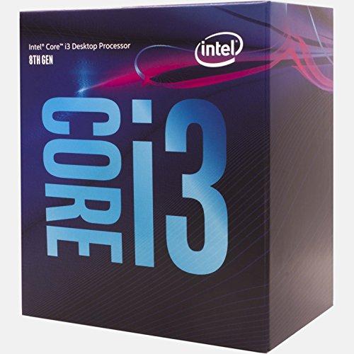 Processeur Intel Core i3-8100 - 3.6 GHz