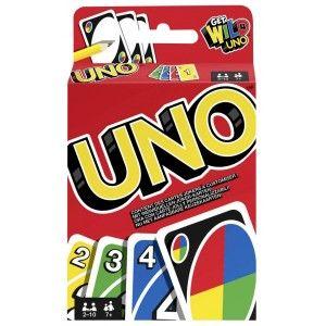 Jeu de Cartes Mattel Uno (Via Carte de Fidélité)