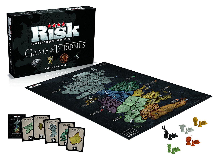 Jeux de société Risk Game Of Thrones - Edition Westeros