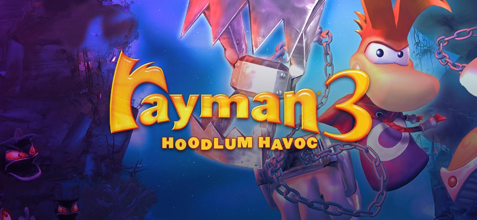 Sélection de jeux en promotion (Dématérialisés) - Ex : Rayman 3 Hoodlum Havoc (PC)