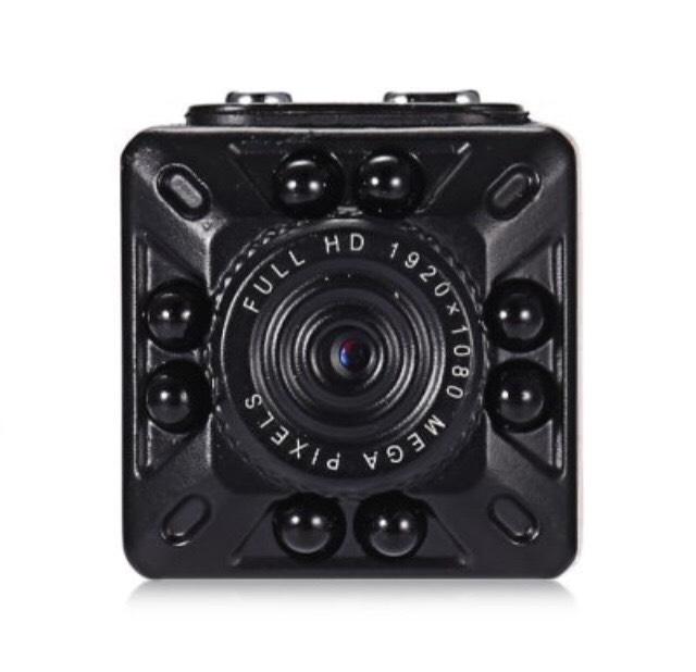 Mini caméra Kelima SQ10 - 1080P, Vision nocturne, 120 degrés