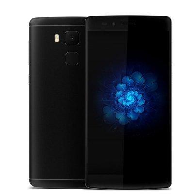 "Smartphone 5.5"" Full HD Vernee Apollo X - 4 Go RAM + 64 Go ROM - avec B20 - noir ou argent"