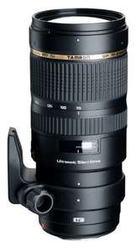 Objectif Tamron SP 70-200 mm F/2.8 Di VC USD - Monture Canon