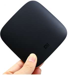 Xiaomi Mi Box TV 3 - Android 6.0, 4K HDR, 2 Go Ram, 8 Go (Version Internationale)