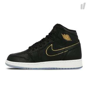 "Sélection d'Articles en Promotion - Ex : Baskets Air Jordan 1 Retro High OG GS""Los Angeles All Star"" (Tailles au choix)"