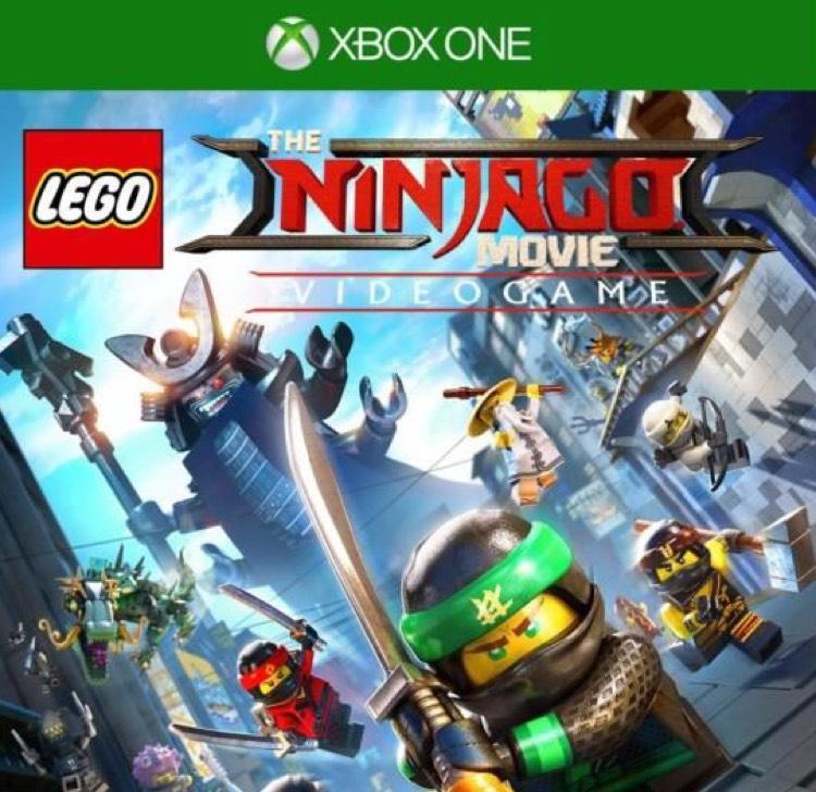 Sélection de Jeux Lego en Promotion - Ex: Lego Ninjago le Film sur Xbox One - Leclerc Nantes Atlantis (44)