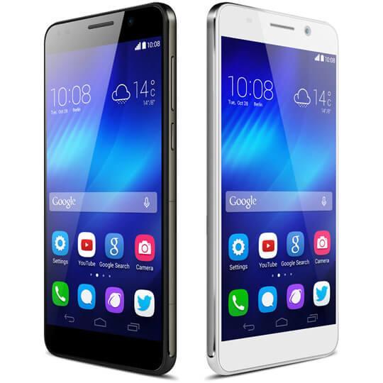 """Smartphone 5"""" Honor 6 - Octacore - 3 Go Ram - 4G+ - 16 Go Rom (avec ODR 50€)"""