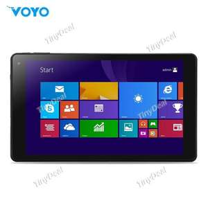 "Tablette 8"" Voyo WinPad A1 - Intel Z3735F Quad Core (1.33/1.88Ghz) - IPS 1280*800 - Windows 8.1 - 2Go RAM - SSD 32Go"