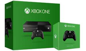 Console Xbox One + 2 Manettes