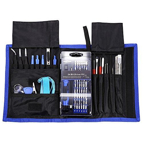 Kit d'outils de réparation pour téléphone 81 pièces (vendeur tiers)