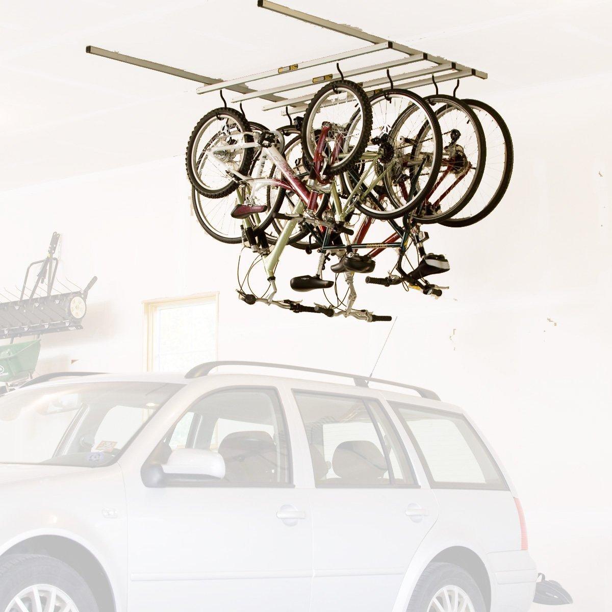 Porte-Vélo/VTT 2 Add-On Cycle Glide-Blanc