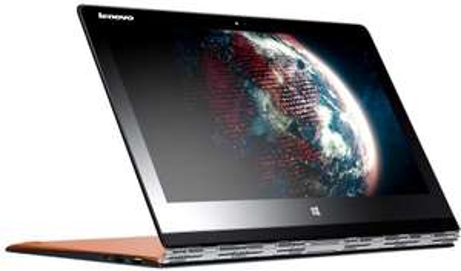 "Ultrabook 13.3"" tactile Lenovo Yoga 3 Pro - Intel Core M-5Y51 - 8 Go - SSD 256 Go - Orange (avec ODR 100€)"