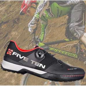 Chaussures VTT Five Ten Kestrel SPD 2017