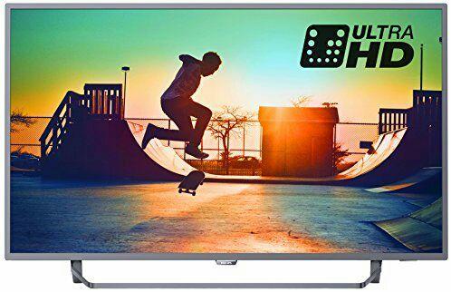 "TV 50"" Philips 50PUS6272/05 avec Ambilight 3 côtés - UHD 4K, HDR, Smart TV"