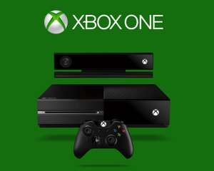 Console Microsoft Xbox One (avec Kinect) reconditionnée