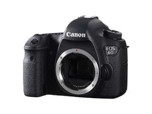 Reflex Canon EOS 6D - Boîtier Nu