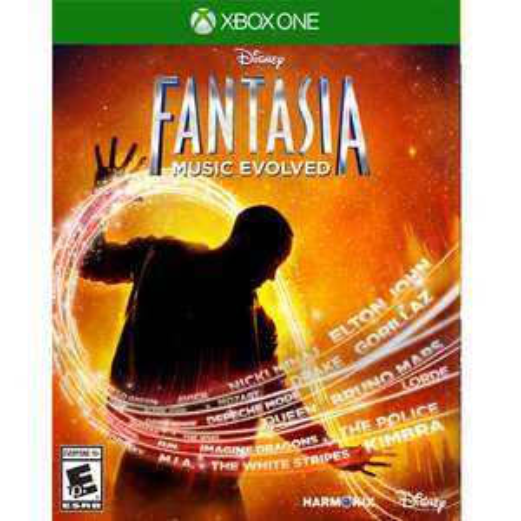 Jeu Disney Fantasia :  Le pouvoir du son