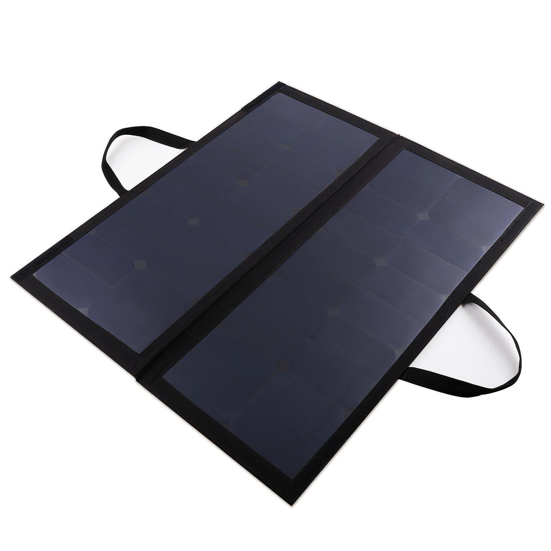 Panneau solaire Aukey PB-P10 - 60W, 12V, 5A (vendeur tiers)