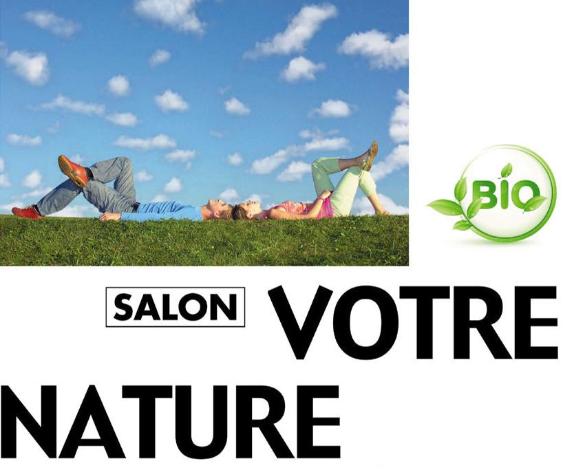 """Invitation Gratuite au salon """"Votre Nature, Lyon"""" du 22 au 25 mai"""