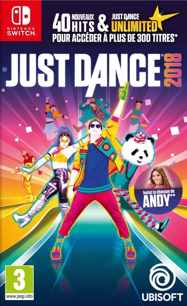 Just Dance 2018 sur PS4, Xbox et Wii