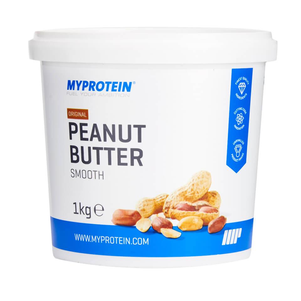 Pots de beurre de cacahuètes - 2x1kg