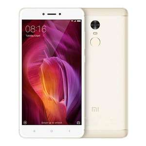 "Smartphone 5.5"" Xiaomi Redmi Note 4 - Full HD, 4G (B20), SnapDragon 625, RAM 4Go, 64Go (Entrepôt Allemagne)"