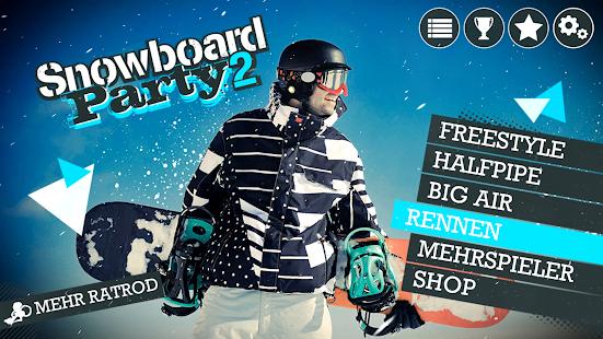 Jeu Snowboard Party : World Tour Pro gratuit sur Android (au lieu de 0,79€)