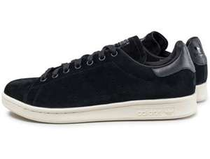 Chaussures homme Stan Smith Suede - Noires