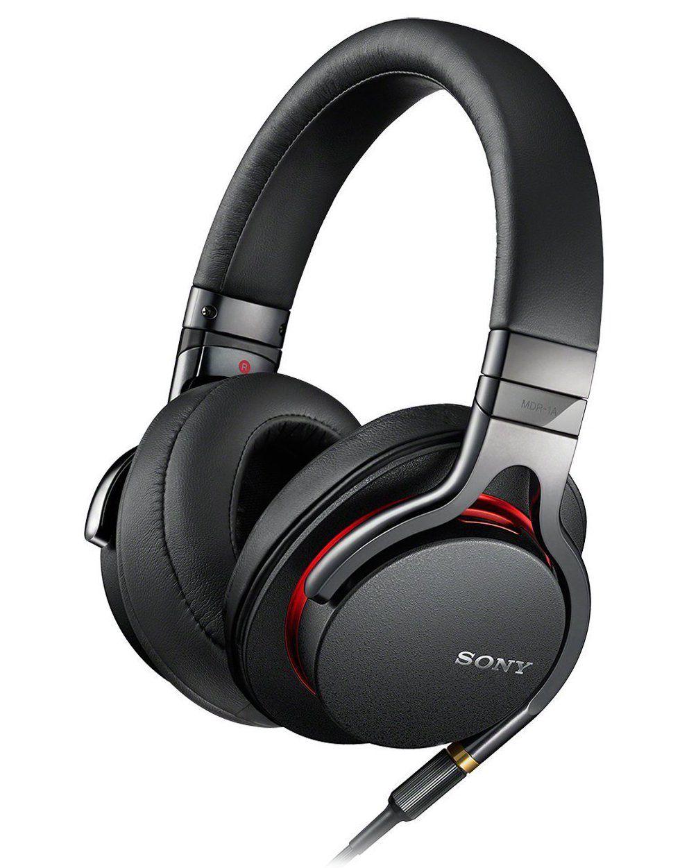 Casque Sony MDR-1A - Noir ou gris, Reconditionné