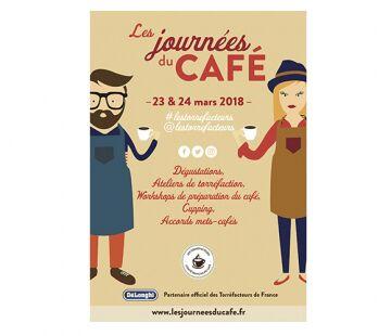 Journées du Café : ateliers méthodes de préparation du café, dégustation, initiation à la torréfaction dans toute la France