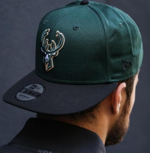 Sélection de casquettes New Era en soldes à 10€